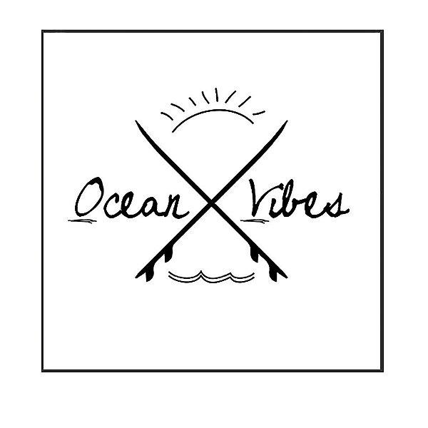 QUADRO DECORATIVO - OCEAN VIBES