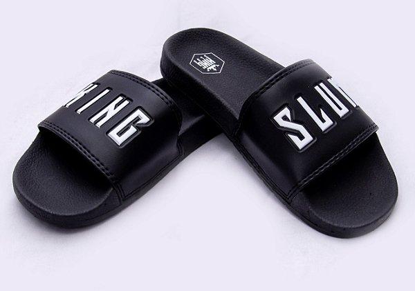 Chinelo slide king