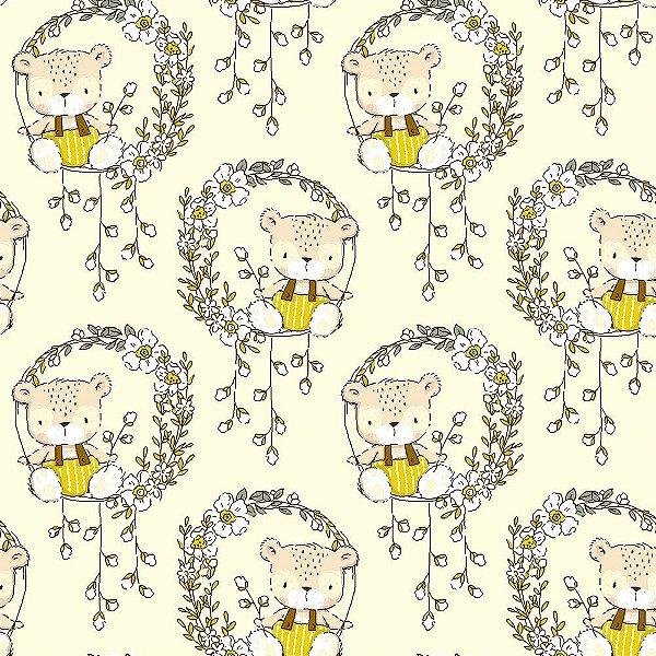 Tecido Mr. Teddy 14001 50x150