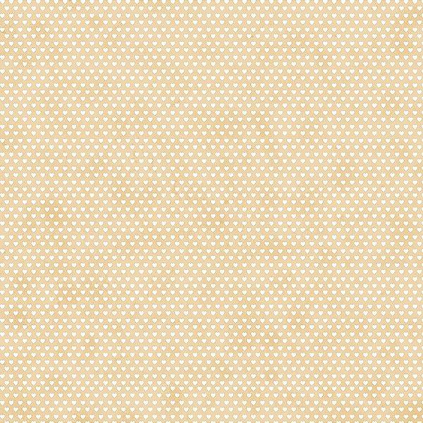 Tecido Mini Corações Creme 6201 50x150