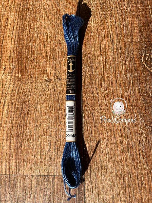 Meada Anchor Azul cor 148