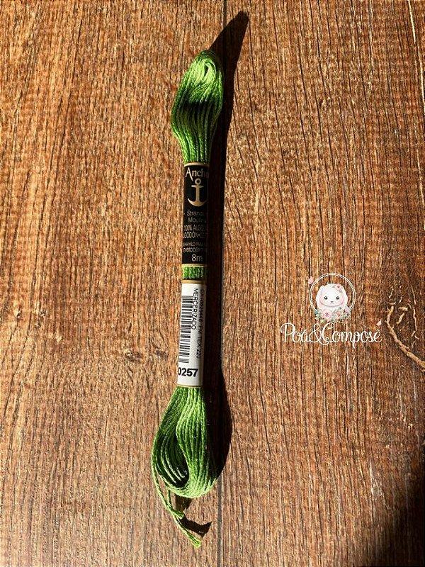 Meada Anchor Verde cor 257