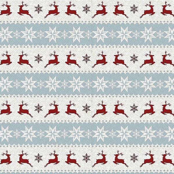 Tecido Winter Christmas NA064 50x150