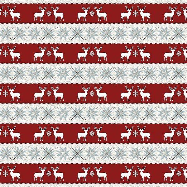 Tecido Winter Christmas NA065 50x150