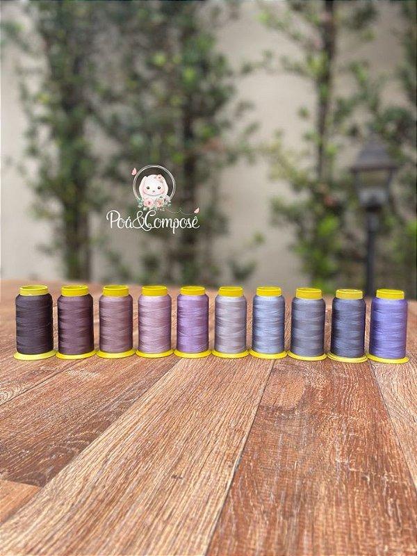 Kit Linhas Lumina Lilac Gray