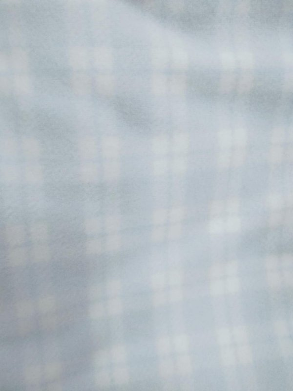 Microsoft Estampado Xadrez Azul 50x80