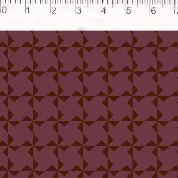 Tecido Textura Catavento Vermellho MV027C03