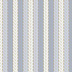 Tecido Tricot azul RT320