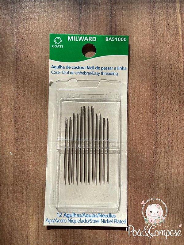 Kit de Agulhas de Mão Passa-fácil Millward