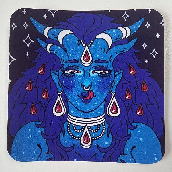 Adesivo Demon Girls - Cobalt Night