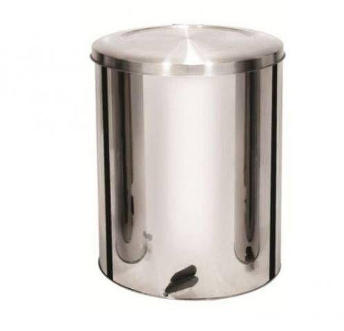 Lixeira Aço Inox de Pedal 13 Litros - 11004
