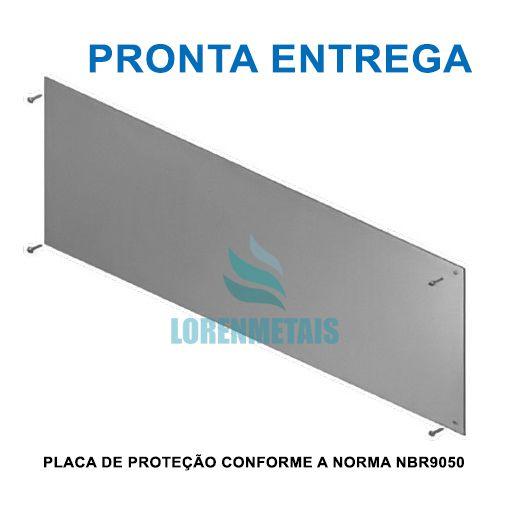 Placa de proteção sob medida fabricamos qualquer tamanho Pronta Entrega