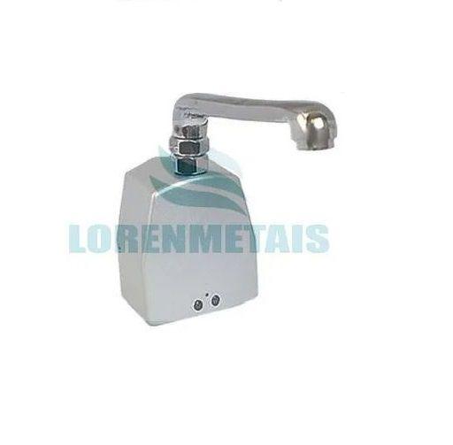 Torneira Automática Parede de Pressão Metal - 6003