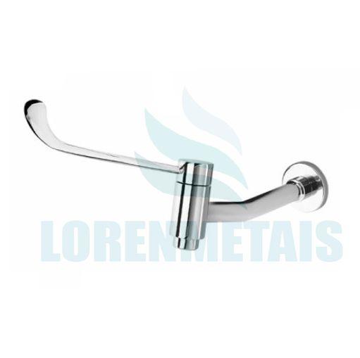 Torneira Clinica De Parede Link  24 cm - 12026