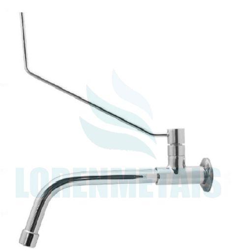 Torneira Clinica Extra Longa Parede - 12038
