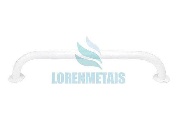 Barra de apoio para banheiro em inox 304 reta 80 cm conforme a norma NBR9050 - 1043