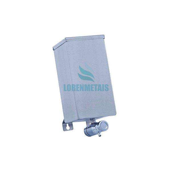 Saboneteira Industrial Inox Flex Quadrada 1800ml - 10004