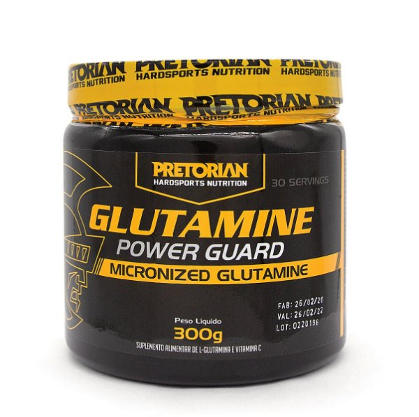 GLUTAMINA POWER GUARD PRETORIAN  300G