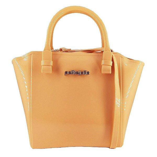 Bolsa Petite Jolie Shape Bag PJ3939 Laranja