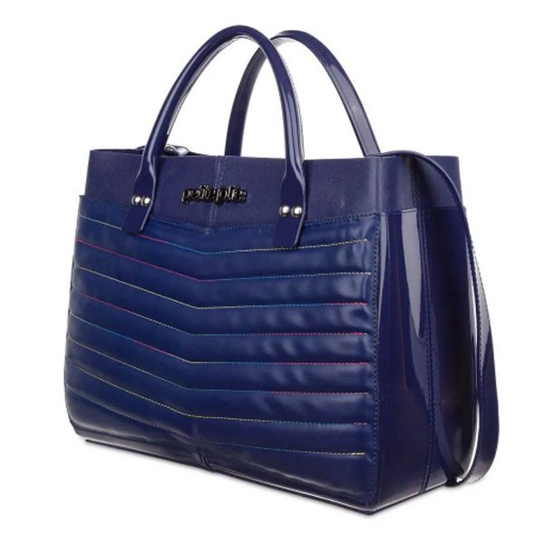 Bolsa Petite Jolie Worky PJ4206 Azul