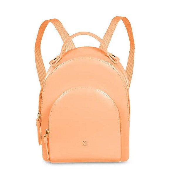 Mini mochila Petite Jolie Little PJ4406 Laranja