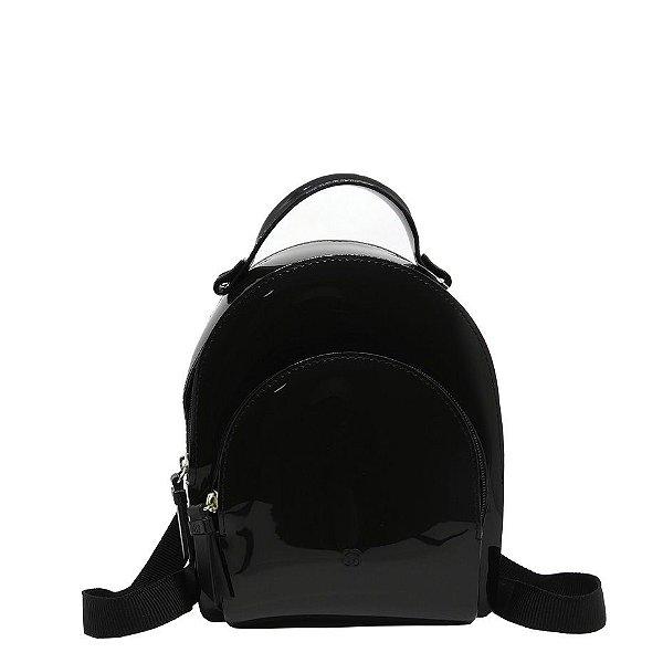 Mini mochila Petite Jolie Little PJ4406 Preto