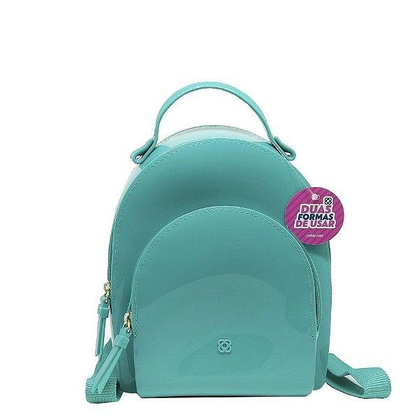 Mini mochila Petite Jolie Little PJ4406 Verde