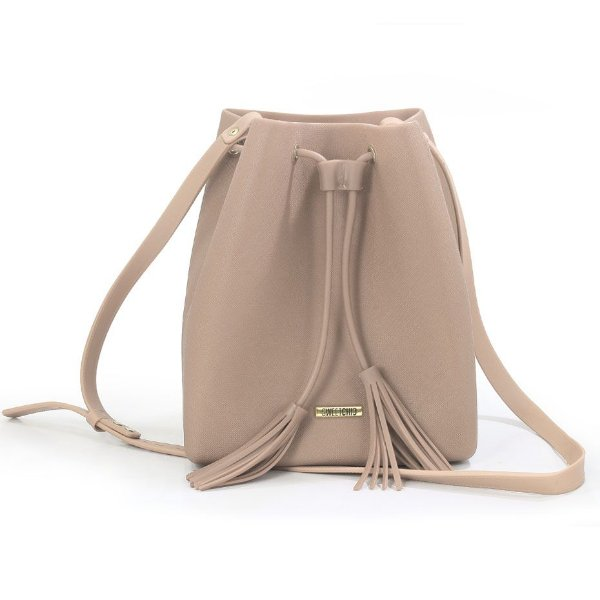 Bolsa Sweet Chic Chicago Nude Fosca