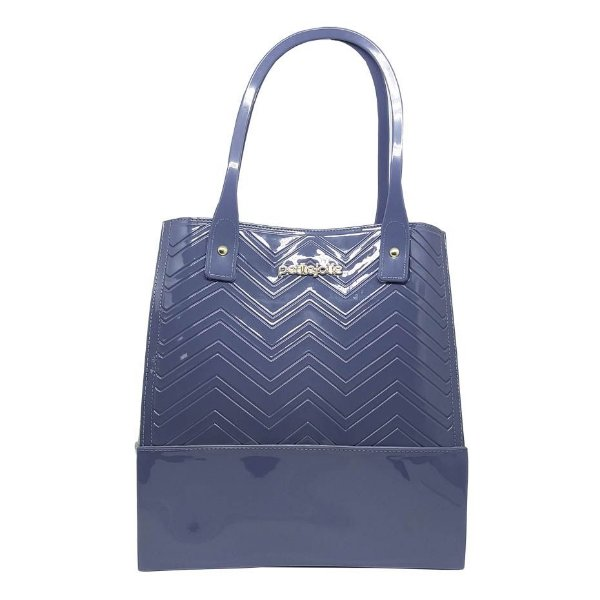 Bolsa Petite Jolie PJ3911 Azul Acinzentado
