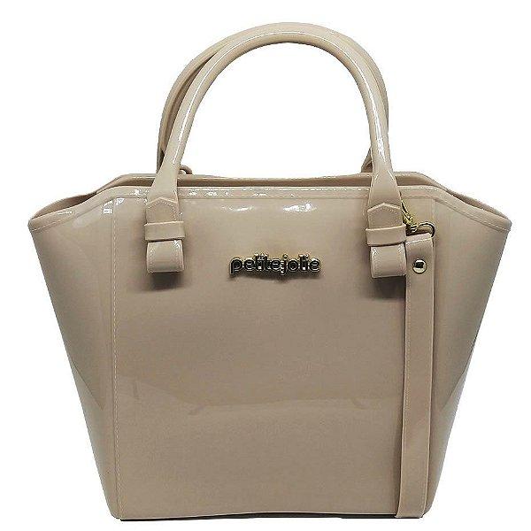 Bolsa Petite Jolie Shape Bag PJ3939 Nude