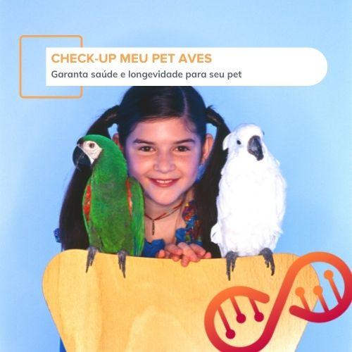 Check-up Meu Pet Aves