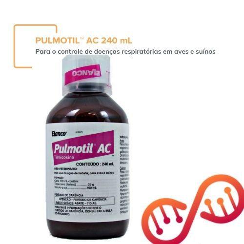 Pulmotil AC 240 mL (Elanco)