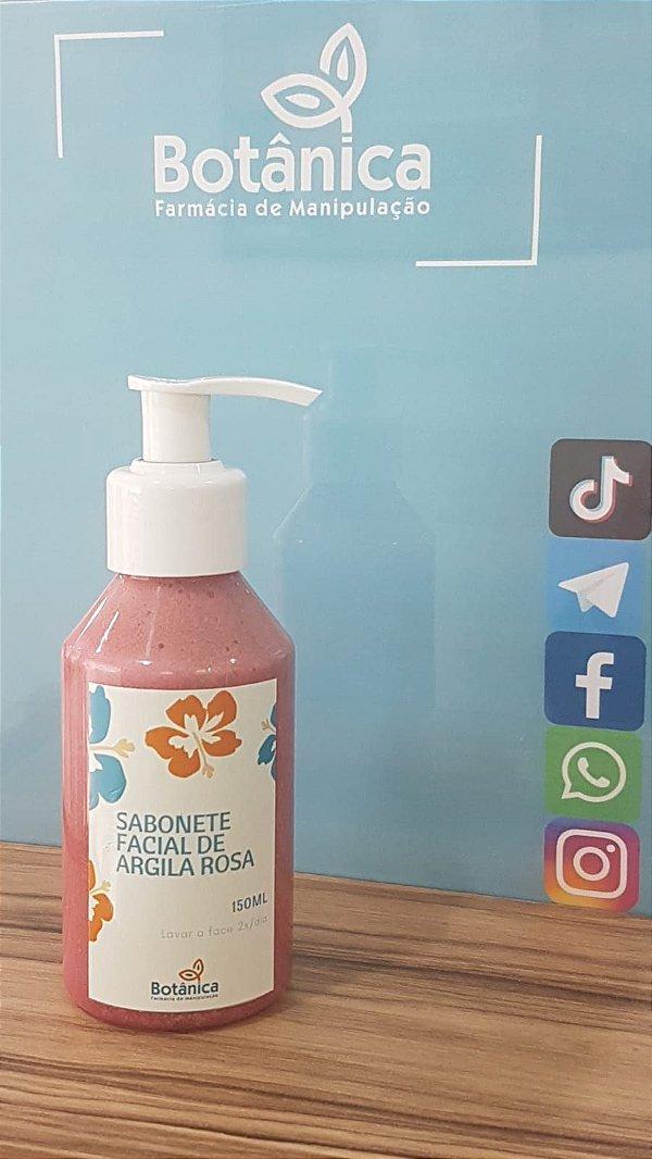 Sabonete de Argila Rosa 150g