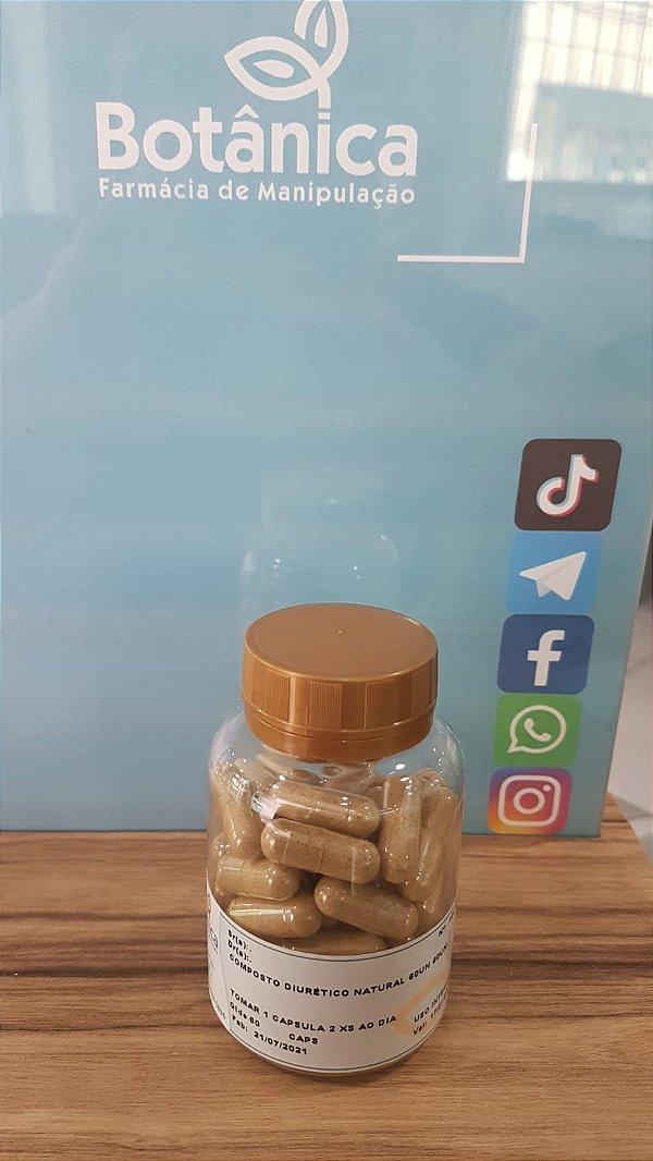 Composto Diuretico - 60 cápsulas