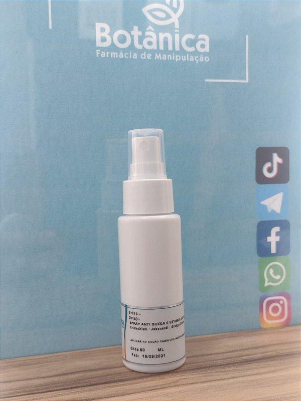 Spray Anti Queda e estimulador de novos fios 60ML
