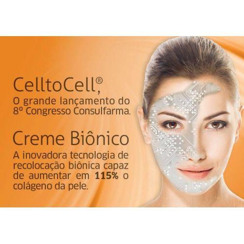 Creme Biônico - Cell to Cell 30g