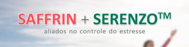 Emagrecedor com Saffrin 90mg, Serenzo 250mg 60 cápsulas