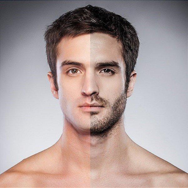 Minoxidil 5% gel 60g - para crescer barba