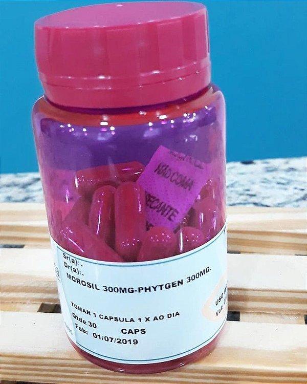 MOROSIL + PHYTGEN 30 Cápsulas