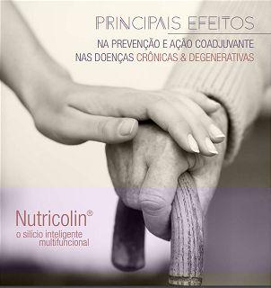 Nutricolin + associações Suplemento para neuroproteção