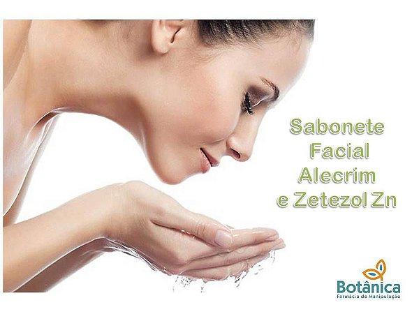 Sabonete Controle da Oleosidade com ALECRIM E ZETEZOL