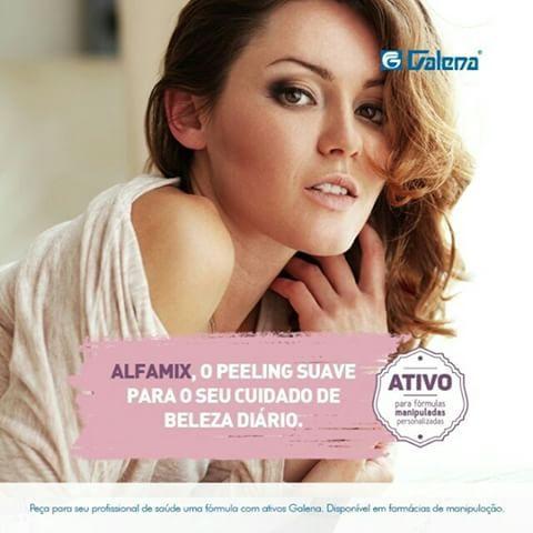 Sérum de hidratação com Alfamix, Vitamina C, aveia coloidal 30g