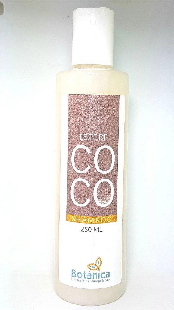 Shampoo Leite de Coco 250ml