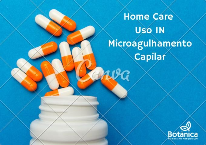 Home Care Uso IN Microagulhamento Capilar