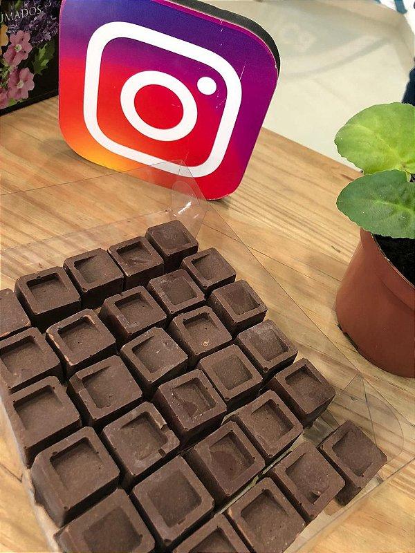 Chocolate Emagrecedor e Redutor de Apetite com Morosil, 5 Htp e Picolinato de cromo