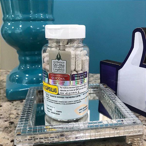 Cápsulas da Beleza - Esynutriment, Bio Arct, Glycoxil, Oli Ola, N acetil D glucosamina