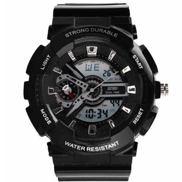 Relógio Masculino Skmei AnaDigi 0929 - Preto