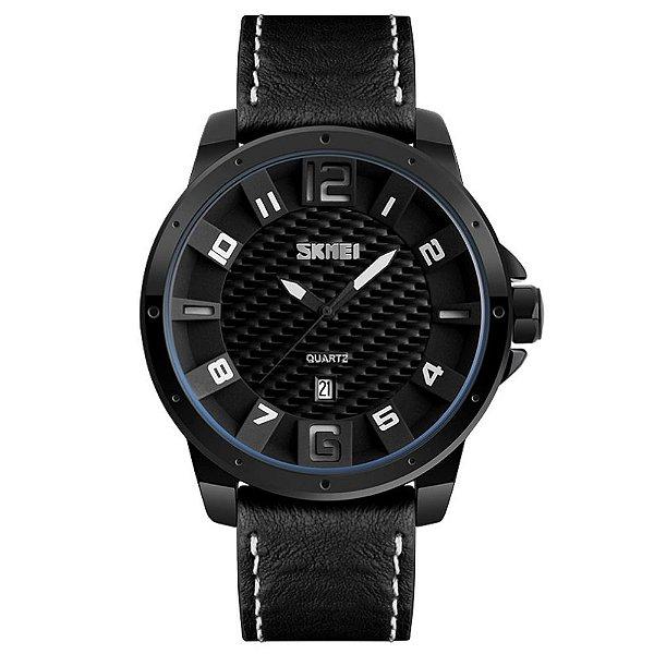 Relógio Masculino Skmei Analógico 9150 Preto