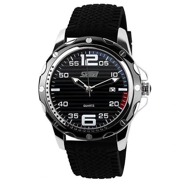 Relógio Masculino Skmei Analógico 0992 - Preto
