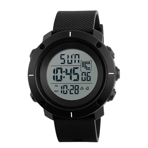 Relógio Masculino Skmei Digital 1212 - Preto